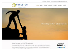 Forester-Benefits